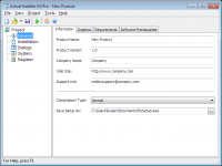 Actual Installer Free 6.6 screenshot. Click to enlarge!