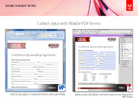 Adobe Acrobat Pro 2015.020.20039 screenshot. Click to enlarge!