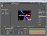 Adobe After Effects CC 2017.1 14.2.0 screenshot. Click to enlarge!