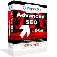 Advanced SEO for X-Cart 2.1.7 screenshot. Click to enlarge!