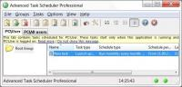Advanced Task Scheduler Professional 4.5.616 screenshot. Click to enlarge!