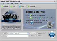 Aiprosoft Mobile Phone Video Converter 4.0.07 screenshot. Click to enlarge!
