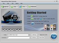 Aiprosoft Zune Video Converter 4.0.07 screenshot. Click to enlarge!