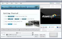 Aiseesoft AVCHD Video Converter 9.2.12 screenshot. Click to enlarge!