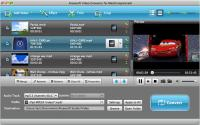 Aiseesoft Video Converter for Mac 6.2.28 screenshot. Click to enlarge!