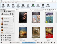 Alfa eBooks Manager 6.4.4.0 screenshot. Click to enlarge!