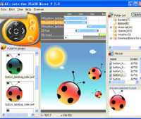 All-into-One Flash Mixer 3.6.7427 screenshot. Click to enlarge!