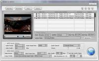 Alldj DVD To MPEG Converter 3.5.35 screenshot. Click to enlarge!