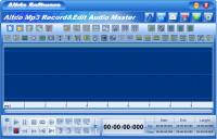 Altdo Mp3 Record&Edit Audio Master 6.2 screenshot. Click to enlarge!