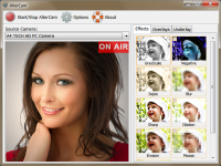AlterCam 4.1.467 screenshot. Click to enlarge!