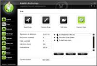 Amiti Antivirus 24.0.350.0 screenshot. Click to enlarge!