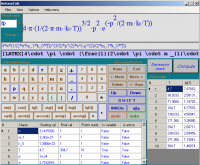 AnEasyCalc 1.1.0.3 screenshot. Click to enlarge!