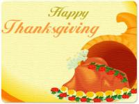 Animated Thanksgiving Wishes Wallpaper 2.0 screenshot. Click to enlarge!
