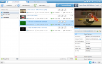 Any Video Converter 6.1.5 screenshot. Click to enlarge!