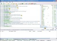 ApexDC++ 1.6.4 screenshot. Click to enlarge!