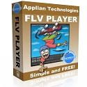 Applian FLV Player 2.0.25 screenshot. Click to enlarge!