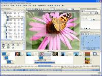 AquaSoft DiaShow XP five 5.7.02 screenshot. Click to enlarge!