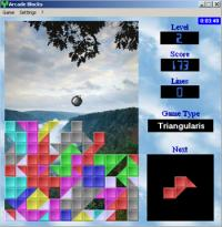 Arcade Blocks 1.0 screenshot. Click to enlarge!