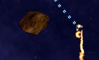 Asteroid ES 0.8 screenshot. Click to enlarge!