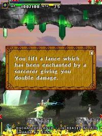 Atomic Battle Dragons Pocket 1.05 screenshot. Click to enlarge!