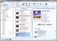Audio-CD-Archiv 7.10.727 screenshot. Click to enlarge!