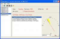 Automatic Screen Recorder And Monitor V3.5 Build0325 screenshot. Click to enlarge!