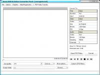 Avex DVD and Video Converter Pack 4.0 screenshot. Click to enlarge!