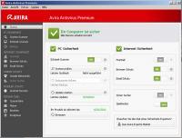 Avira Antivirus Pro 15.0.27.34 screenshot. Click to enlarge!