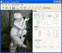 Beauty Pilot 2.9.1 screenshot. Click to enlarge!
