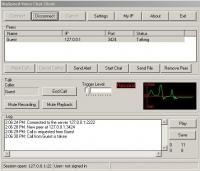 BigSpeed Voice Chat SDK 3.0 screenshot. Click to enlarge!