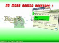 BioniX Screen Saver 1.4.3 screenshot. Click to enlarge!