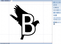 BirdFont 2.19.0 screenshot. Click to enlarge!