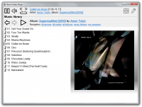 Boom Audio Player 1.0.21 screenshot. Click to enlarge!
