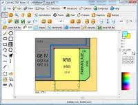 CAD KAS PDF Editor 3.3 screenshot. Click to enlarge!