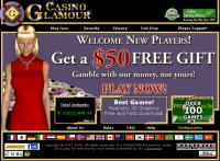 CASINO GLAMOUR 6.5 screenshot. Click to enlarge!