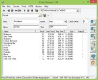 CDex 1.85 screenshot. Click to enlarge!