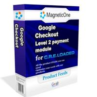 CRE Loaded Google Checkout L2 4.6.5 screenshot. Click to enlarge!