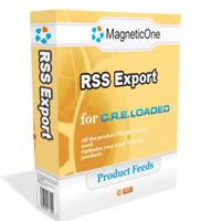 CRE Loaded RSS Export 5.8.9 screenshot. Click to enlarge!