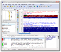 CSE HTML Validator Professional 17.0300 screenshot. Click to enlarge!