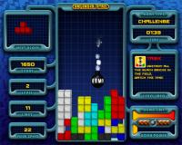 Challenger Tetris 1.5 screenshot. Click to enlarge!