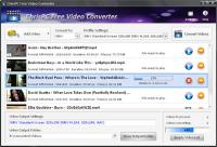 ChrisPC Free Video Converter 4.00 screenshot. Click to enlarge!