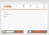 Codify 2015 (102) screenshot. Click to enlarge!