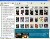 Collectorz.com Comic Collector 17.0.8 screenshot. Click to enlarge!