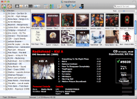 Collectorz.com Music Collector 17.0.7 screenshot. Click to enlarge!