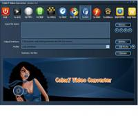 Color7 Video Converter 7.9.7.1 screenshot. Click to enlarge!