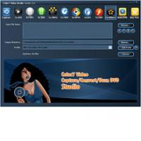 Color7 Video Studio 8.0.1.8 screenshot. Click to enlarge!
