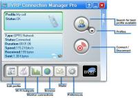 Connection Manager Lite 1.03 screenshot. Click to enlarge!
