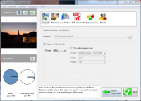 Contenta RAW Converter 6.6 screenshot. Click to enlarge!
