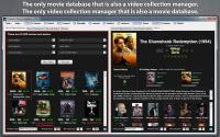 Coollector Movie Database 4.9.5 screenshot. Click to enlarge!