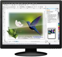 CorelDRAW Graphics Suite 2017 19.0.0.328 screenshot. Click to enlarge!